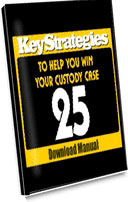 25 KEY STRATEGIES TO HELP YOUR CUSTODY CASE BY DRS. BRICKLIN & ELLIOT