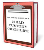 CHILD CUSTODY CHECKLIST