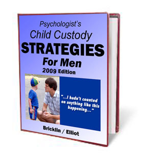 Child Custody Strategies for Men