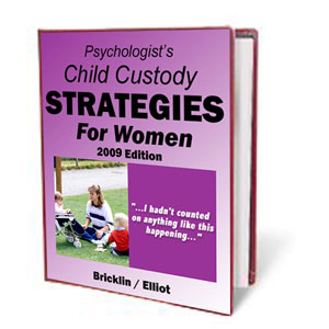Child Custody Strategies for Women